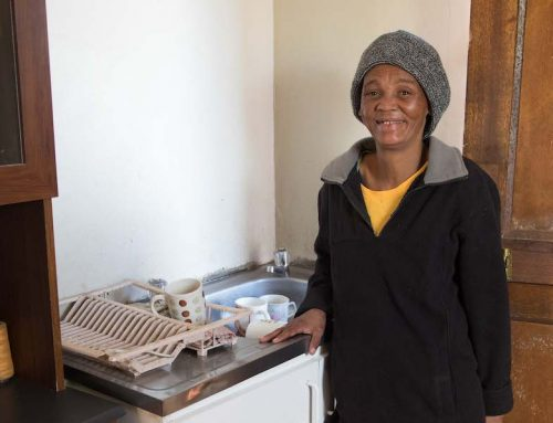 Story of Hope: From Homeless Outcast to a Place of Belonging