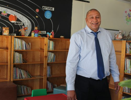 Story of Hope: From Humble Learner to Visionary Leader