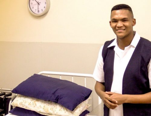 Story of Hope: From Struggling Youth to Passionate Caregiver