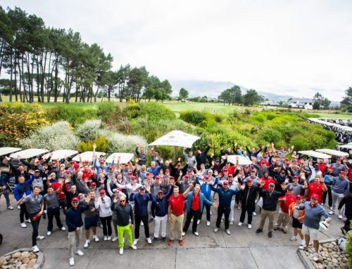 Celebrity Golf Day contributes to new building for Good Hope Day Care