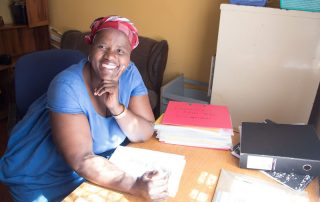 Xoliswa from Good Hope Day Centre