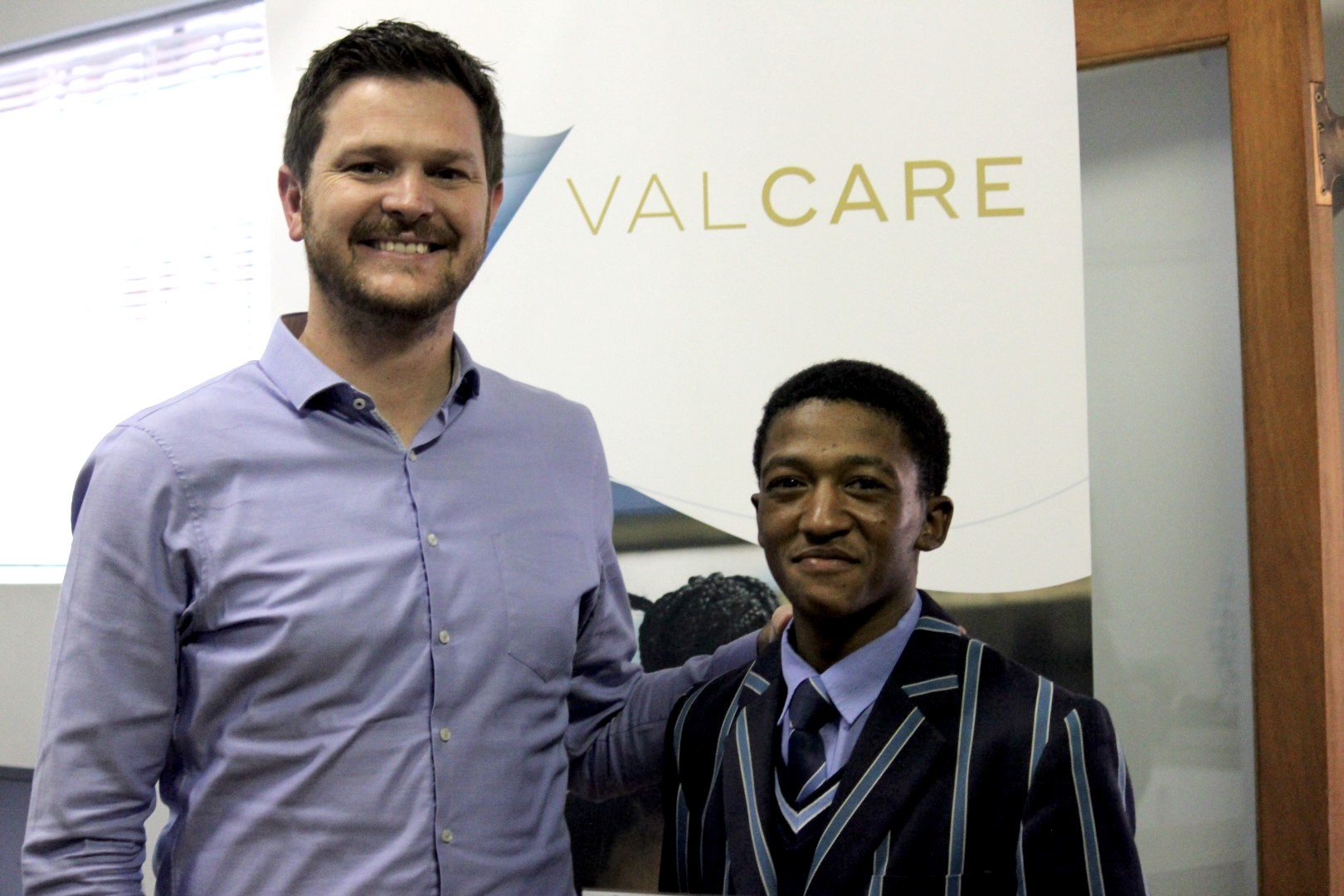 From the CEO: Valcare Team Volunteers as Youth Mentors