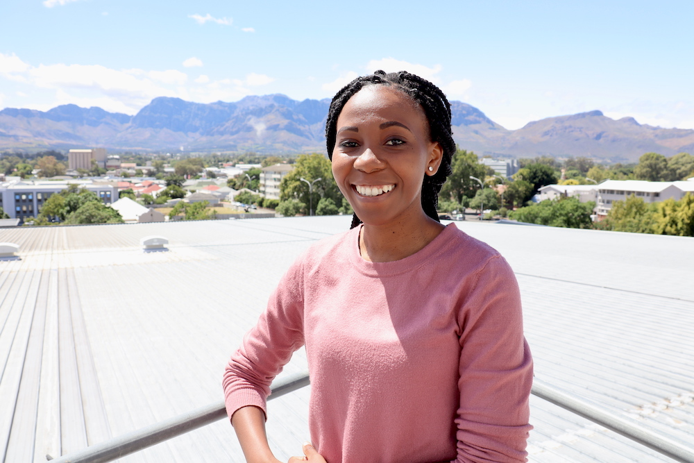 Valcare welcomes Lebogang Molapo to the Social Impact Team